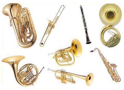 Les instruments vent la vouvryenne for Instruments de musique dax